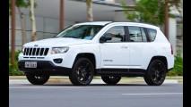 FCA convoca 91 unidades do Jeep Compass no Brasil por risco de incêndio