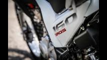 Honda supera marca de 500 mil motores de 160 cm³ produzidos no Brasil