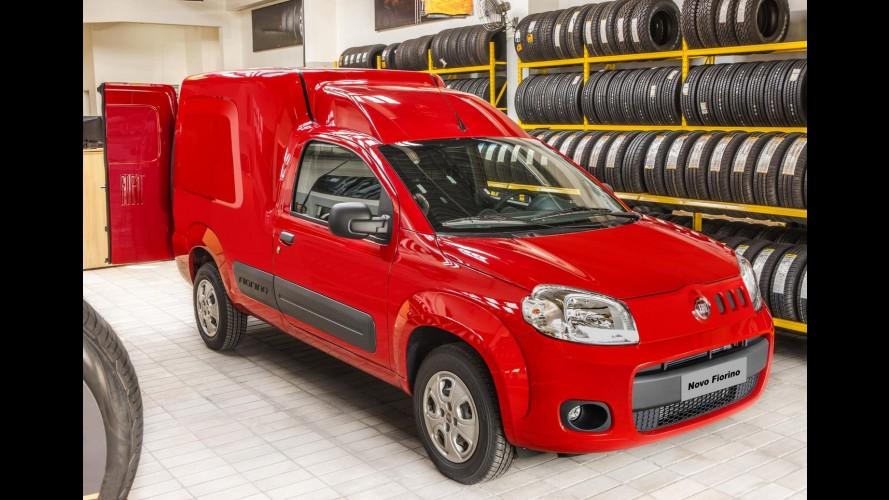 Fiat Fiorino 2017 ganha nova versão com mais equipamentos - veja preços