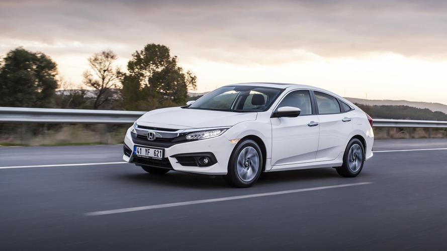 Honda 2016'da Avrupa'da devleşti