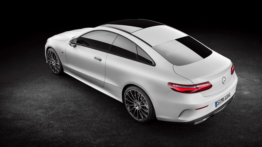Cheapest Mercedes E-Class Coupe in U.K. costs £40,135