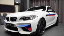 BMW M2 with M Performance kit