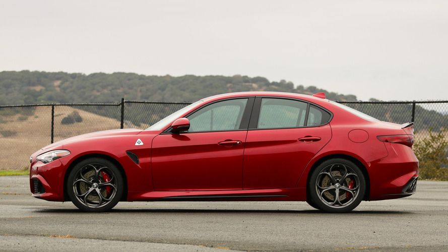 Alfa Romeo Giorgio platform to be shared with Maserati, Dodge and Jeep
