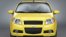 Chevrolet Aveo5 at Los Angeles Show