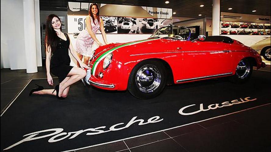 Partner Porsche Classic Milano, come coccolare le storiche
