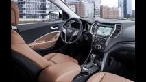 Hyundai Santa Fe restyling 2016