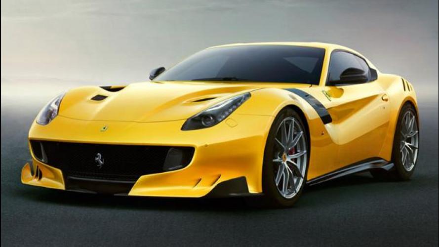 Ferrari F12tdf, speciale da 780 CV