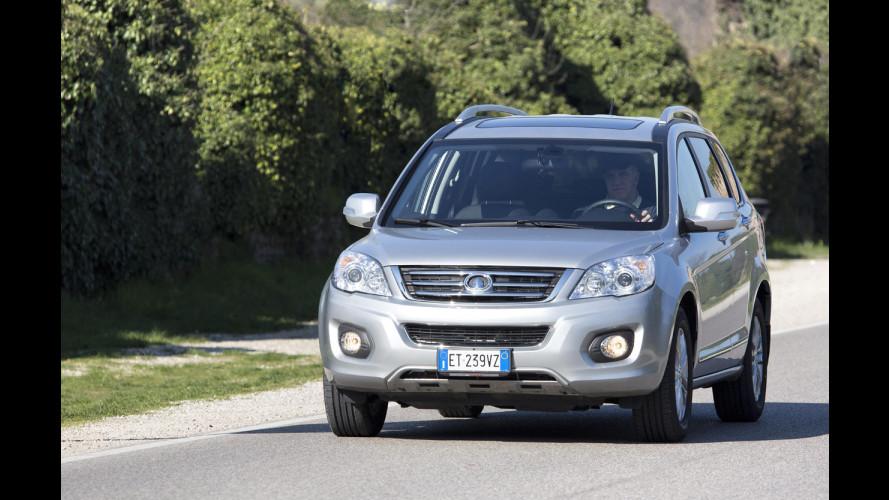 Great Wall H6, il SUV cinese che ha studiato in Europa