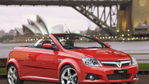 Opel Tigra TwinTop now also in Australia and South Africa