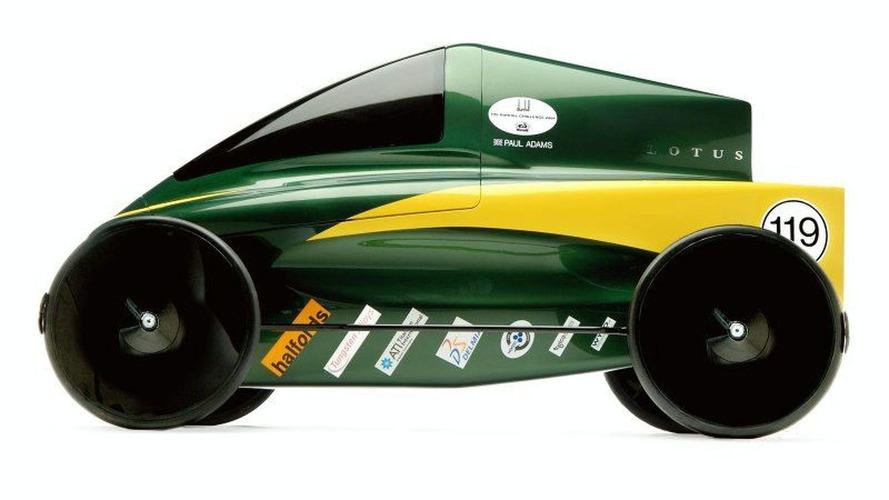 Lotus Type 119c Soapbox at Brooklands Soapbox Derby
