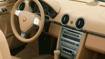 2005 Porsche Boxter Interior