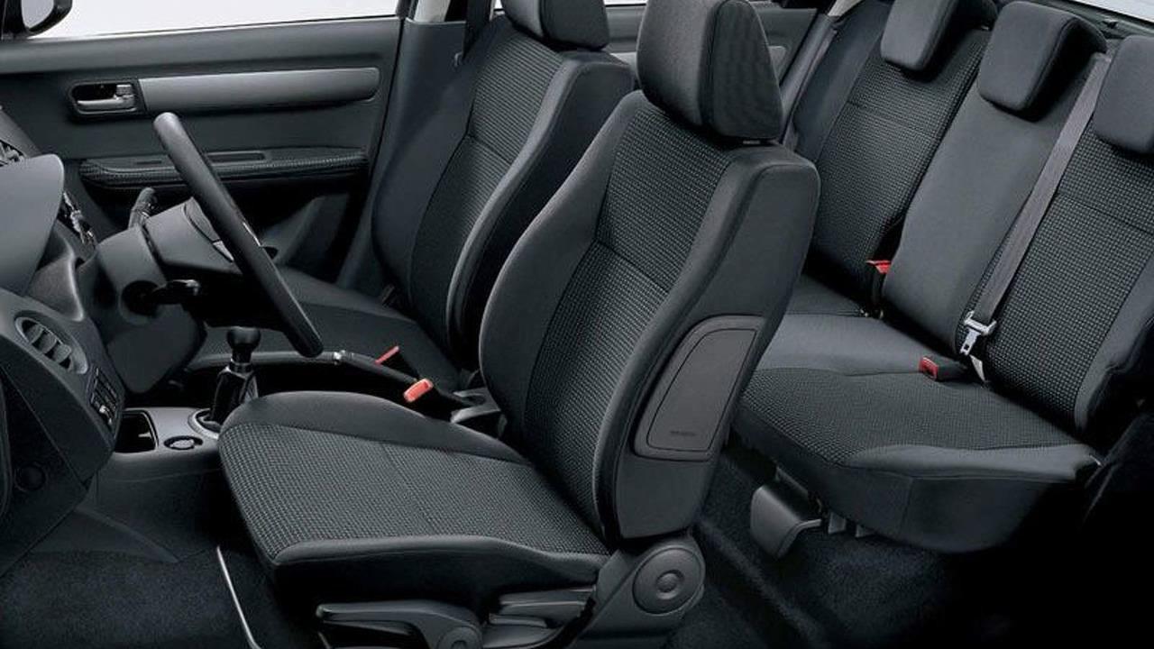 New Suzuki Swift Interior