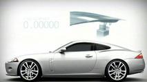 Jaguar Pedestrian Deployable Bonnet frame 1