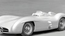 Mercedes W196 R F1 Car 1954