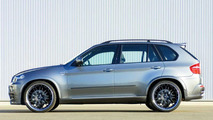 New E70 BMW X5 by HAMANN