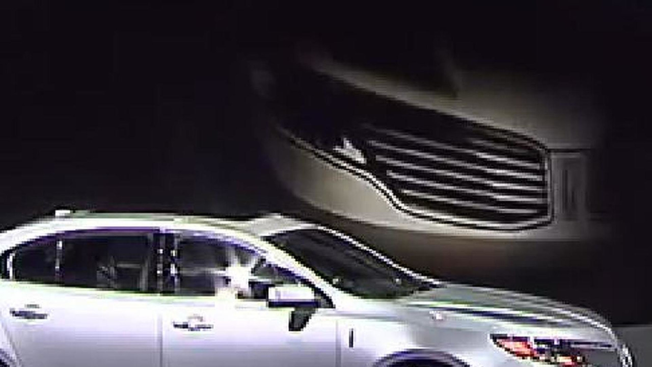2013 Lincoln MKZ teaser image? - 18.11.2011