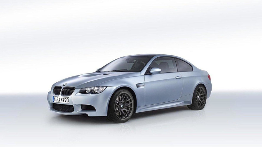 U.S.-market 2012 BMW M3 Competition Edition in Frozen Silver