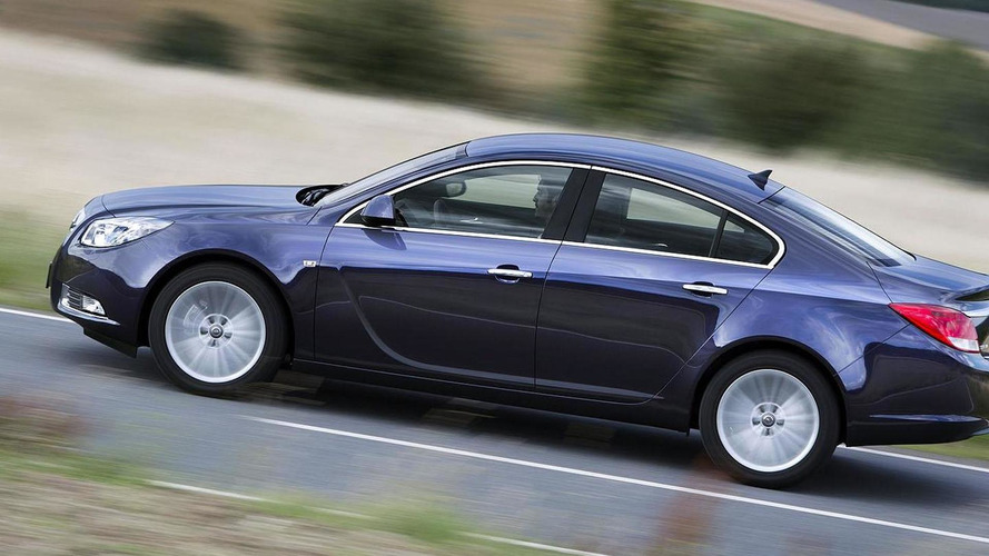 Opel / Vauxhall Insignia BiTurbo introduced