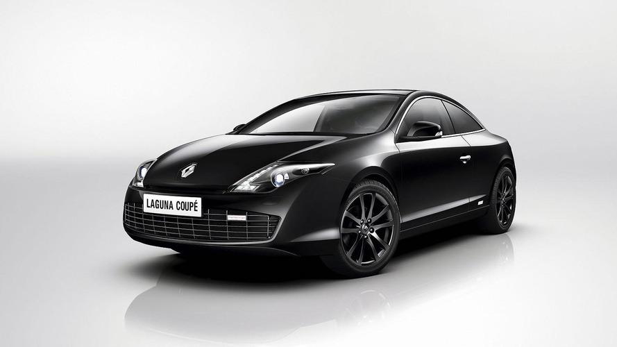 2012 Renault Laguna Coupe unveiled