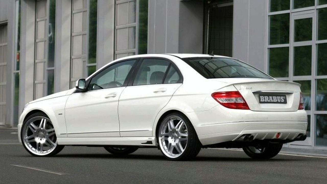 BRABUS POWER XTRA D3 S kit for Mercedes C 220 CDI