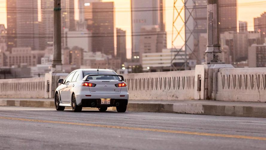 Son Mitsubishi Lancer Evo açık arttırmayla satıldı