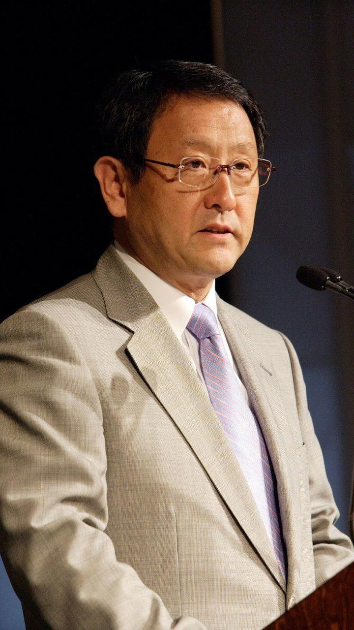 Akio Toyoda, President of Toyota Motor Corporation