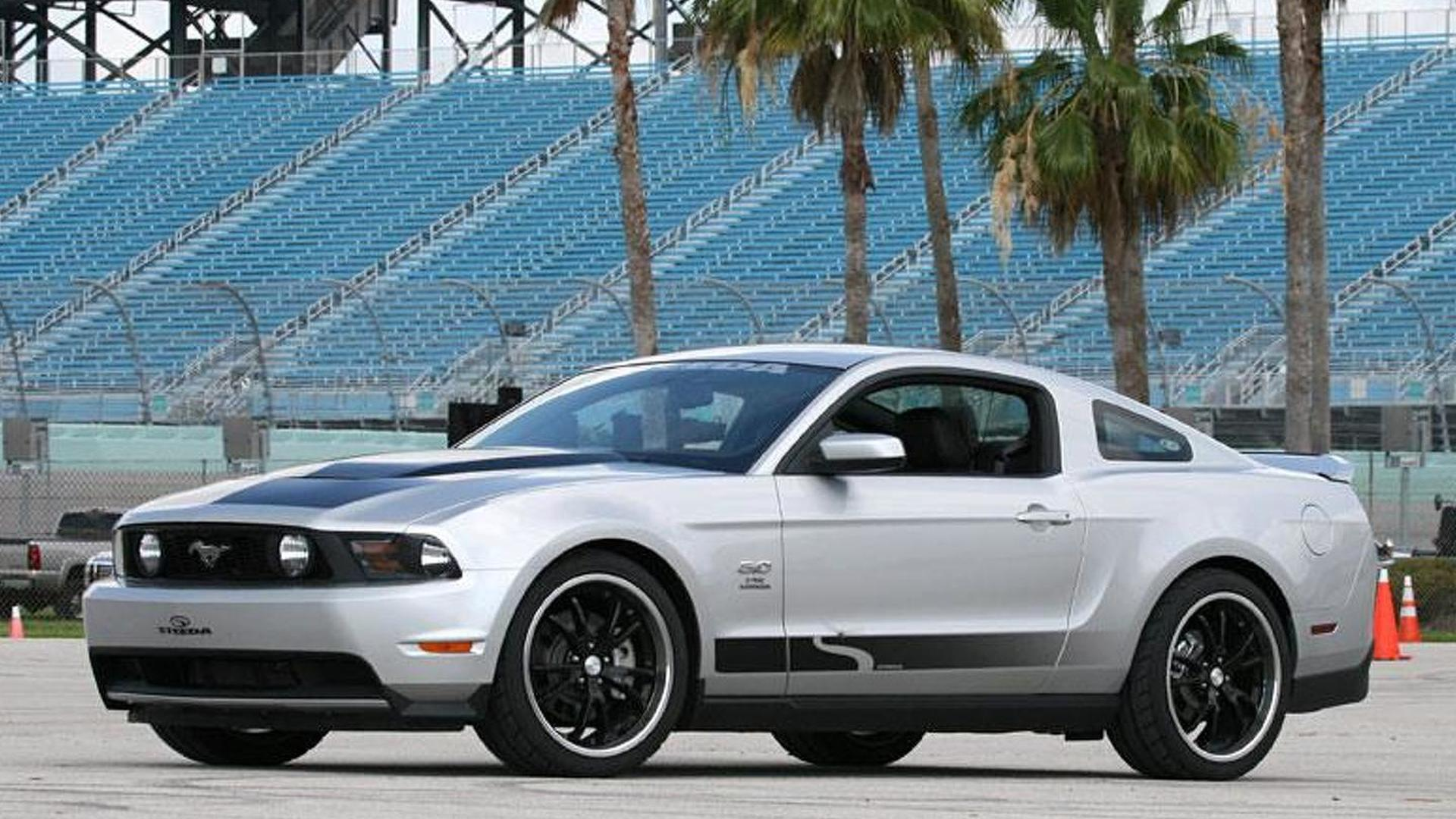steeda 2011 ford mustang 5 0 entry level tuning package. Black Bedroom Furniture Sets. Home Design Ideas