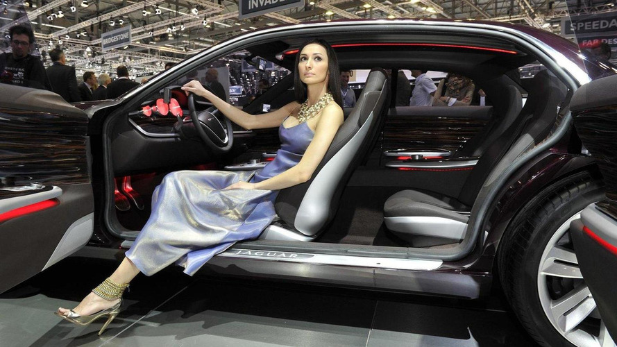 Bertone Jaguar B99 concept bows in Geneva