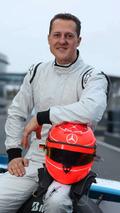 Michael Schumacher (GER) Testing GP2 Car, 12.01.2010 Jerez, Spain
