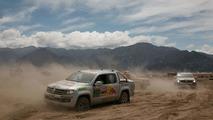 VW Amarok, Dakar Rally 2010, Argentina