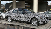 2012 BMW 3 Series full body prototype first spy photos