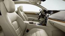 Mercedes-Benz E-Class Coupé, interior Elegance