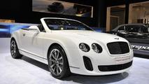 Bentley Continental Supersports ISR Convertible- Cenevre