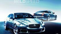 Rendered Speculation: Jaguar XJ-R
