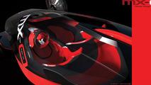 Mazda MX-0 concept, LA Auto Show Design Challenge 2010, 21.10.2010