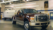 2008 Ford Super Duty Production Start