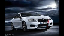 BMW M6 Performance Accessories