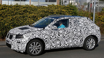 VW Polo-based SUV spy photos
