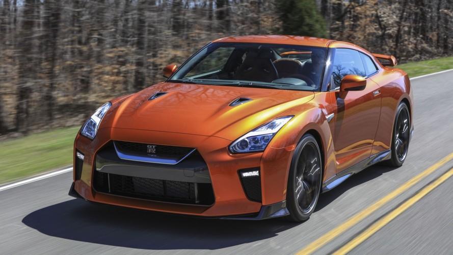 Nissan GT-R makyajlandı