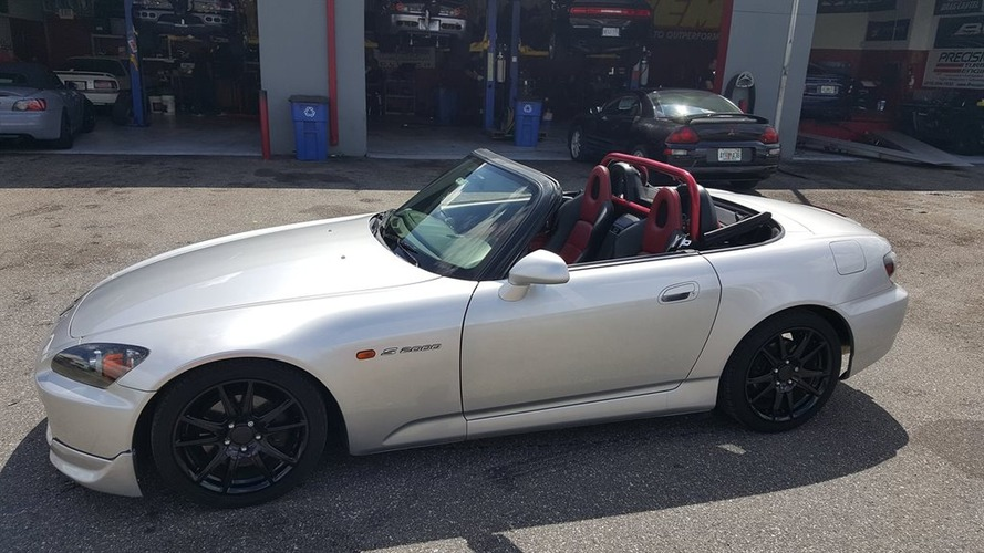 Own the world's fastest street-legal Honda S2000