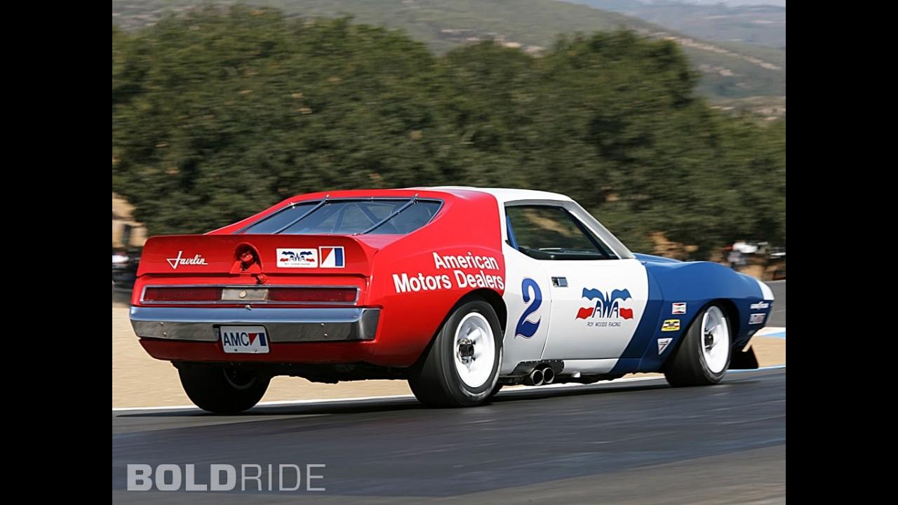 AMC Javelin Trans-Am Race Car