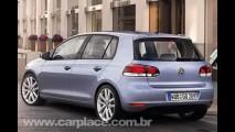Novo Golf VI 2009 custará 16.500 euros - Modelo não deve ser fabricado no Brasil