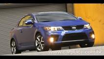 Novo Kia Forte (Cerato) Koup 2010 terá preço inicial de R$ 30.500 nos EUA