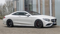 Mercedes S63 AMG Coupe 577 bg ile New York'ta
