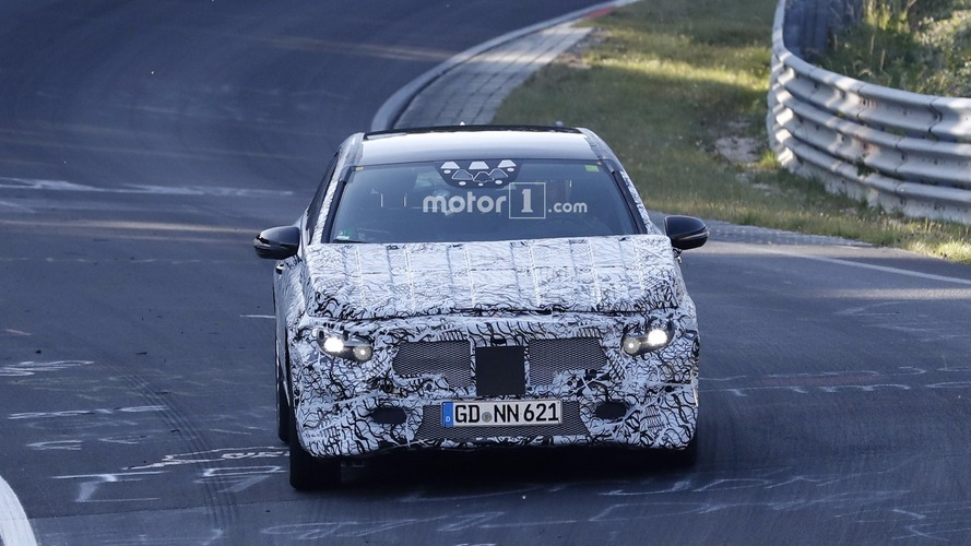 2018 Mercedes A-Class is packed with sensors and cameras