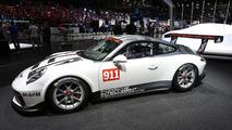 Porsche 911 GT3 Cup 2016 Mondial de l'Automobile