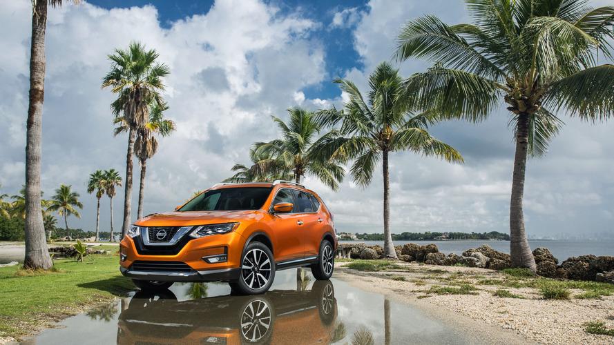 2017 Nissan Rogue daha tatlı hale geliyor ve hibritleniyor