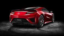 2017 Honda NSX AU Spec