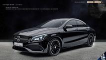 Mercedes CLA 180 Star Wars