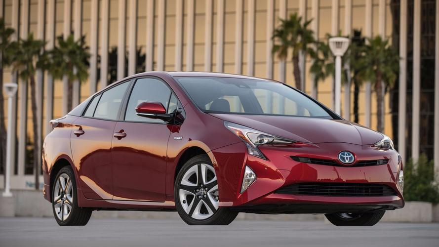 Toyota Prius artık güneşi takip edebilecek